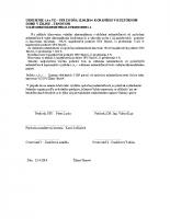 Uznesenie č.4